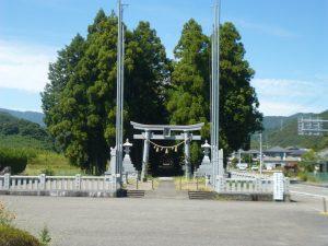 日高村 小村神社